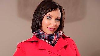 Alysa Gap: I Want That BBC Deep In My Ass!