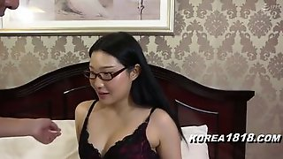 Shy Asian Lady Got Convinced Into Having Sex By Her Randy Boss