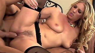 Astonishing Cougar Shows Skills In This Wild Hardcore Sex Video