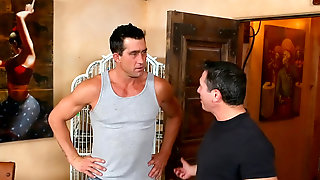 Busty Mackenzee Pierce Gets A Double Penetration From Her Husband And Neighbor