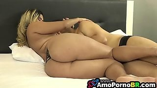 Wanessa Boyer Is A Big Ass, Brazilian Blonde Who Likes To Have Casual Anal Sex