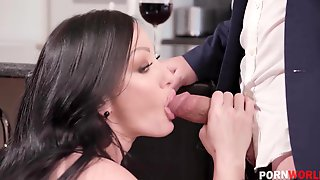 Sensual Wife Takes Revenge On Cheating Husband By Fucking His Friend