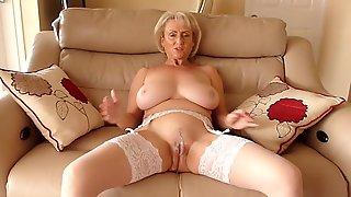 Horny Mature - Big Boobs