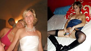 Brides Dressed And Undressed60fps - Homemade Sex