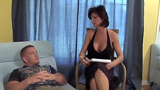 Oops! I Banged My Therapist - Homemade Sex