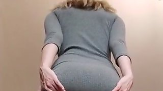 Big Bootie Teenage Hottie Coquettish Girl Homemade Sex Hottie Wife Tight Long Dress For Lady Stockings Red Panties Snickers Baby - Snickers Baby