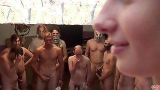 Lora Fayna - Bukkake - Blowing Cock