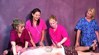 Ticklinghandjobs - Tickling Handjob Exams