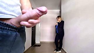 Man Publicly Jerks Off Dick Near Stranger Girl - COMPILATION