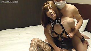 Hilomi Crossdresser Loves Sex Part With Daddy
