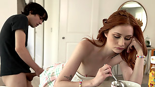 Blowjob From Redhead Young Bitch Scarlet Skies And Sex