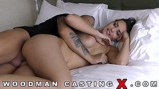 Amateur Hungarian Babe Bianca Hard Porn Casting