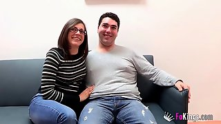 Couple Dafne Y Michael Having A Threesome With Siona