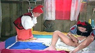 Snow White And The Seven Dwarfs - Retro Porn Movie