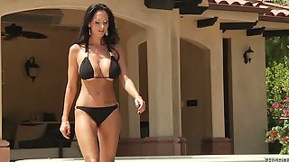 Gorgeous Ava Addams Gets Her Ass Unforgettably Fucked Outdoors