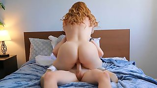 Big Booty Summer Hart Gets Fucked In Cowgirl Position