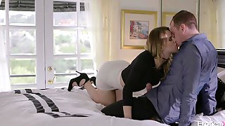 Couple In Love Enjoys Having Anal Sex For The First Time