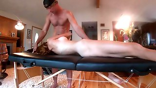 Outstanding Body Sexy Massage Ends In Sex