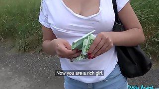 Hot Tourist Picnic Bench Creampie 1 -