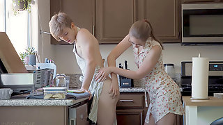 Doing The Dishboy - Tongue In Bum, Butt Licking, Bj