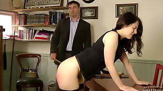 Monster Mistake And Spanking Punishment