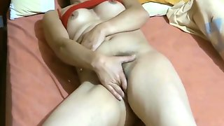 Compilation Of Intense Orgasms From My Latin Wife