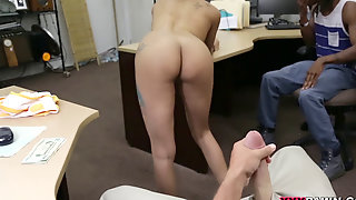 Xxx PAWN - Sean Lawless Romps Roggie Zee While Her Boyfriend Films Them And Its Smashed Up