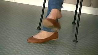 Danica Flats Shoeplay
