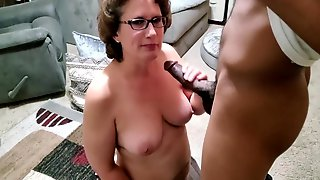 Denise Gets Monster Black Cock In Her Ass