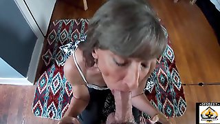 Hot Mother Id Like To Fuck Marie Passionately Sucks BWC This Babe Swallows