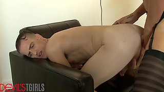 Trans Wants Anal Fuck In Glory Hole - Tori Mayes