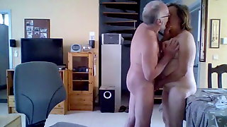 Old Horny Couple
