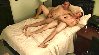 Heterosexual Stud Whines When You Fuck Him - Elliot Hamon, Clay