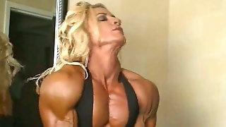 Beautiful Blond Muscle