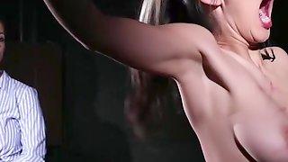 Busty Darcia Lee Crazy BDSM Porn Video