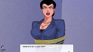 DC Comics Something Unlimited Uncensored Part 81 Wonder Woman Restrain Bondage