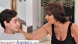 Wicked America - Mrs. Fuller (Vanessa Videl) Teaches Juan How