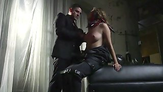 Melissa Moore In Kidnapped & Taken To Dungeon For Torturous Se
