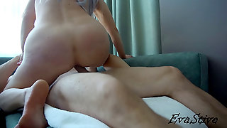 I Will Touch My Pussy Against Your Cock Until You Spunk