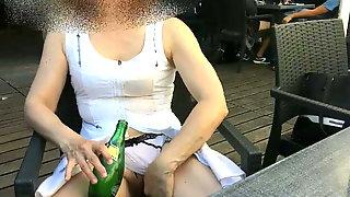 I Fuck Myself With The Bottle At The Bar