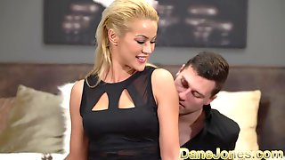 Dane Jones Serbian Blond Cherry Kiss Fleshly Oral Sex Sex And Creampie