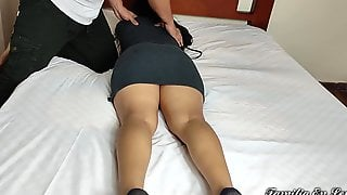 Brother-in-law Give Me A Massage Please Let Me Hurt My Leg - I Take Advantage Of My Brothers Youthful Wife By Doing Massages