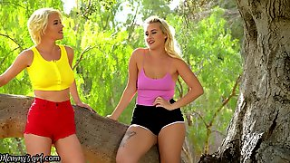 Mommy's Cutie – I Hooked Up With My Stacked Stepmom During A Hike