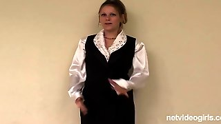 Classic Auditions Series 7 - Netvideogirls
