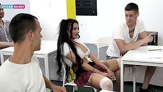 Teacher, Greek