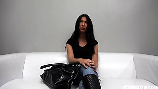 Nasty Amateur Takes Ramrod At The Casting