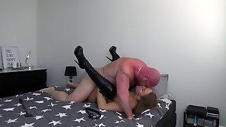 Missionary Compilation By Swedish Amateur Pair -RealisticSexCouple