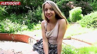LETSDOEIT - Russian Honey Anya Akulova Likes Making Herself Cum