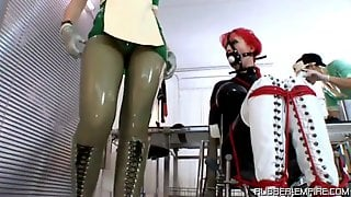 The Rubber Doll Clinic