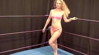 Good Girl VS Bad Girl 3 - Dominant Women Wrestling